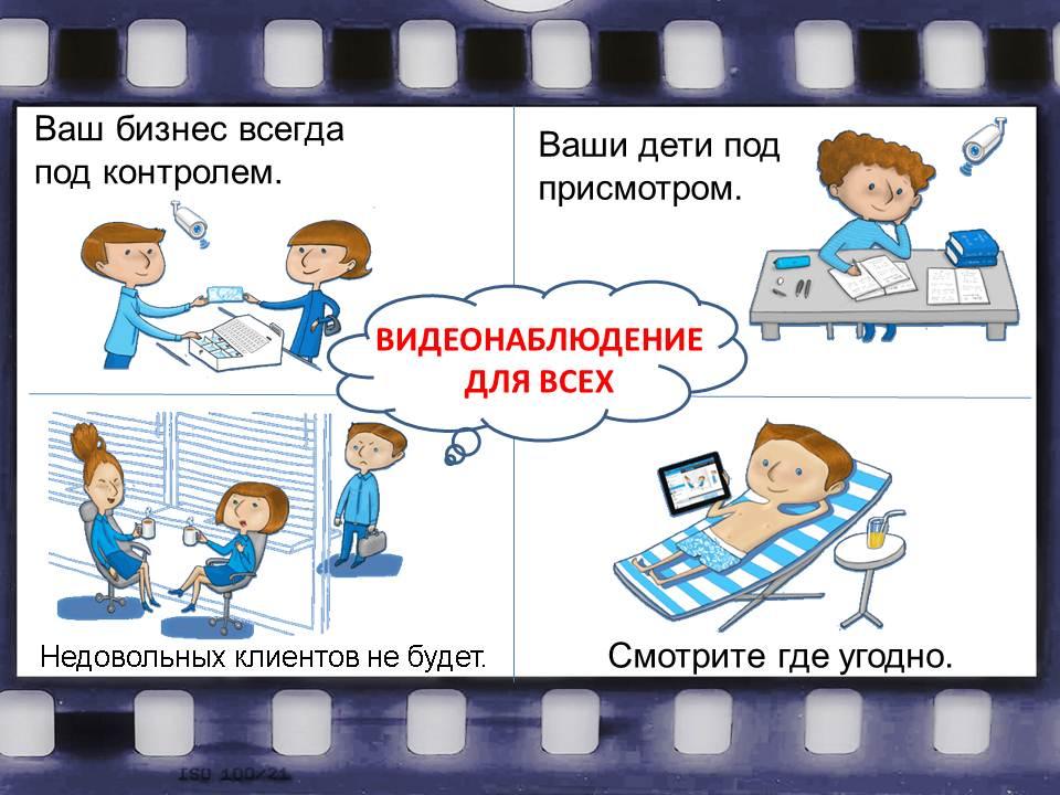 системы удобного видеоконтроля