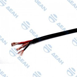 КВК-П-2х05 мм кв Комбинированный кабель для систем видеонаблюдения (200 м наружный)