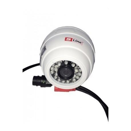 Купольная 2.0мп Ip Камера С Ик Подсветкой (3.6mm)