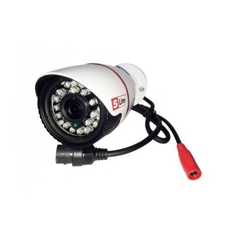 Уличная 2.0мп Ip Камера С Ик Подсветкой (3.6mm)