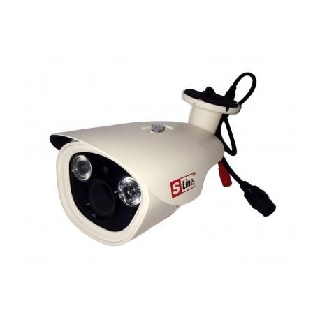 Уличная Видеокамера Ahd (2.8-12mm) 2.0mp C Лазерной Подсветкой