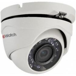 1Мп уличная купольная HD-TVI камера с ИК-подсветкой до 20м