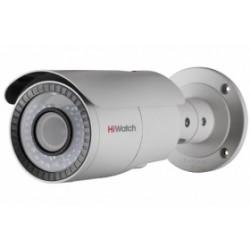 1Мп уличная цилиндрическая HD-TVI камера с ИК-подсветкой до 40м