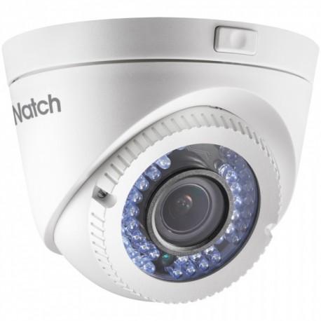 1Мп уличная купольная HD-TVI камера с ИК-подсветкой до 40м