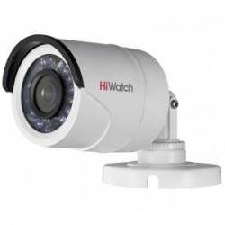 2Мп уличная цилиндрическая HD-TVI камера с ИК-подсветкой до 20м