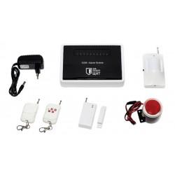 Комплект беспроводной охранно-пожарной GSM сигнализации «ЩИТ»