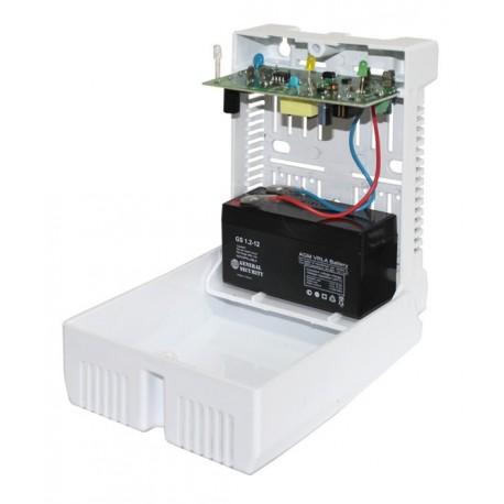 СКАТ 1200А (пластик) Источник вторичного электропитания резервированный