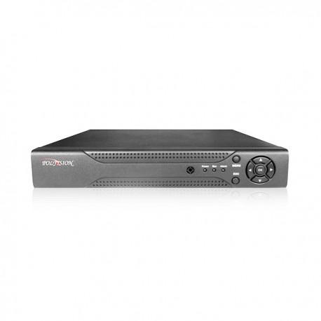 4-канальный мультигибридный видеорегистратор (AHD-H+IP+SD)