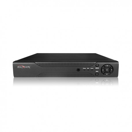 8-канальный мультигибридный видеорегистратор (AHD-H+IP+SD) на 1 жёсткий диск