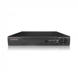 8-канальный мультигибридный видеорегистратор (AHDH+IP+SD) на 2 жёстких диска