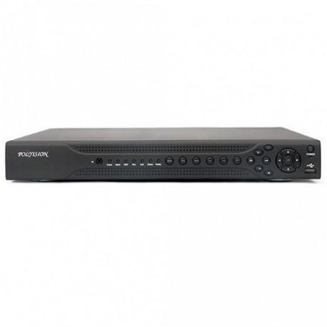 32-канальный IP-видеорегистратор на 4 жёстких диска