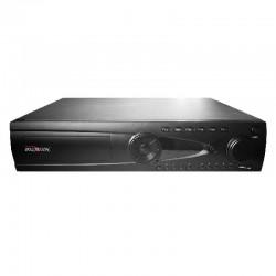 24-канальный IP-видеорегистратор с поддержкой 8 жёстких дисков
