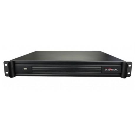 24-канальный IP-видеорегистратор для установки в стойку