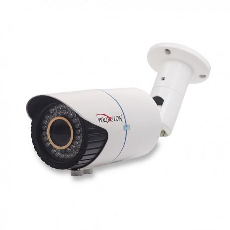Уличная 720p IP-видеокамера с вариофокальным объективом