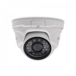 Купольная FullHD IP-видеокамера с фиксированным объективом и PoE