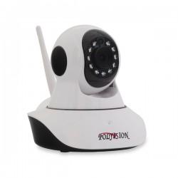 Беспроводная купольная IP-видеокамера для дома или офиса