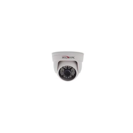 Купольная AHD 720p ИК-видеокамера (H42+NVP2431H) с фиксированным объективом для помещений