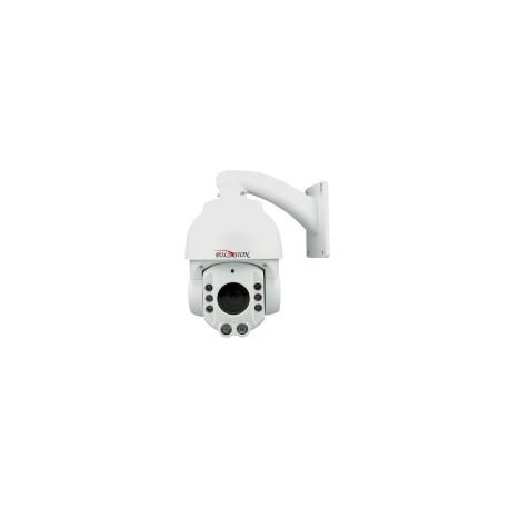 Скоростная купольная поворотная AHD 720p ИК-видеокамера с трансфокатором 18x и обогревателем